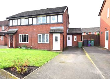 Thumbnail 3 bed semi-detached house for sale in The Campions, Lea, Preston