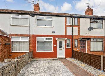 Thumbnail 2 bedroom terraced house for sale in Roslyn Road, Hull