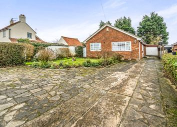 Thumbnail 2 bed detached bungalow for sale in Beach Road, Scratby, Great Yarmouth