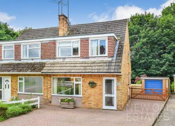 Thumbnail 3 bed semi-detached house for sale in Woodview Close, Wingerworth, Chesterfield