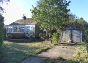 Thumbnail 1 bed detached bungalow for sale in Ferry Road, Southrey, Lincoln
