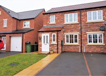 Thumbnail 3 bed semi-detached house to rent in Cherry Close, Leeds