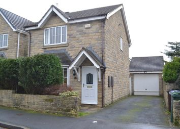 Thumbnail 3 bedroom detached house for sale in Oakhall Park, Thornton, Bradford