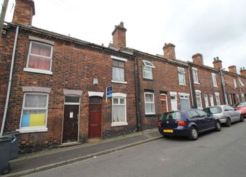 Thumbnail 2 bedroom terraced house for sale in Century Street, Stoke-On-Trent