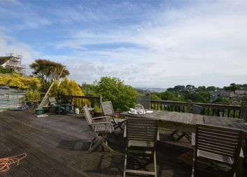 Thumbnail 5 bedroom end terrace house for sale in Higher Port View, Saltash, Cornwall