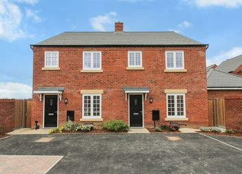 Thumbnail 3 bed semi-detached house for sale in Greenlakes Rise, Houghton Conquest, Houghton Conquest
