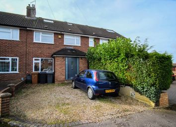 Thumbnail 4 bed terraced house for sale in Barley Ponds Road, Ware