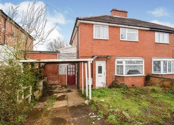 Thumbnail 3 bed semi-detached house for sale in Forest Rise, Groby, Leicester