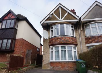 Thumbnail 3 bed detached house to rent in Broadlands Road, Southampton