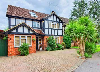 Burne-Jones Drive, College Town, Sandhurst GU47. 4 bed detached house