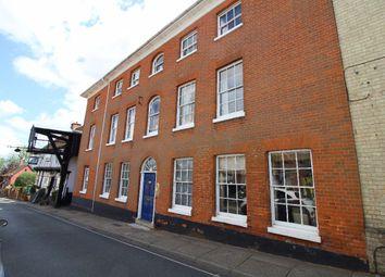 Thumbnail 2 bedroom flat to rent in New Street, Woodbridge