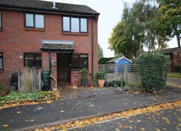 Thumbnail 1 bed terraced house to rent in Cuthbury Gardens, Wimborne