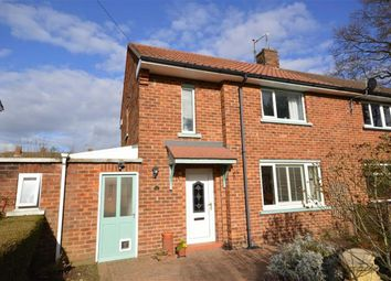 Thumbnail 2 bed property for sale in Gunby Avenue, Hartsholme, Lincoln