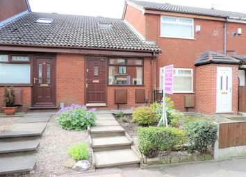 Thumbnail 1 bed town house for sale in Burnley Lane, Chadderton, Oldham