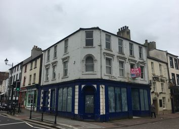 Thumbnail Retail premises for sale in King Street, Whitehaven, Cumbria