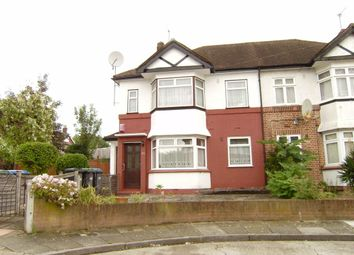 Thumbnail 2 bed maisonette to rent in Greenmoor Road, Enfield