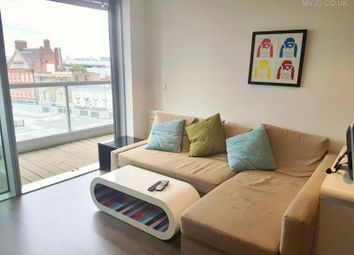 Thumbnail 2 bed flat to rent in Barking Road, London