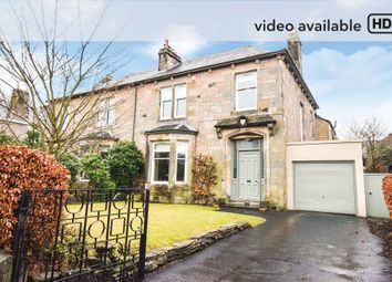 Thumbnail 5 bed semi-detached house for sale in Pitcullen Terrace, Perth