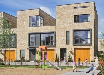 Thumbnail 3 bedroom town house for sale in Off Long Road, Cambridge