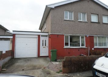 Thumbnail 3 bed semi-detached house to rent in Hafan Deg, Pencoed, Bridgend, Mid. Glamorgan.