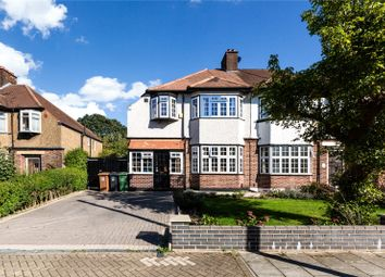 Thumbnail 4 bed semi-detached house for sale in Woodyates Road, London