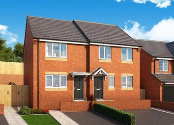 "Thumbnail 2 bed property for sale in ""The Cedar At Coppice Heights"" at Palmer Road, Dipton, Stanley"