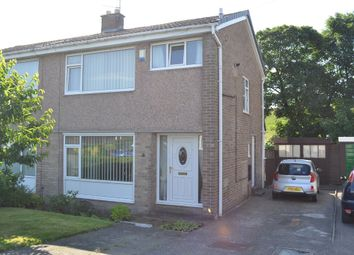 Thumbnail 3 bed semi-detached house for sale in Middlebrook Crescent, Fairweather Green, Bradford