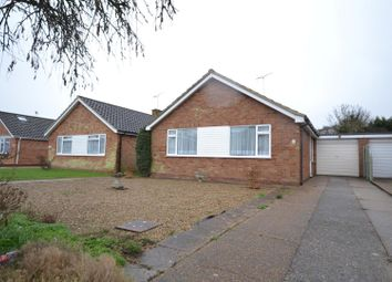 Thumbnail 2 bed semi-detached bungalow for sale in Colneis Road, Felixstowe