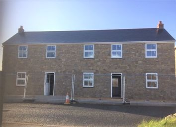Thumbnail 1 bed semi-detached house for sale in Lilykins Cottage, Boscaswell Downs, Pendeen, Cornwall.