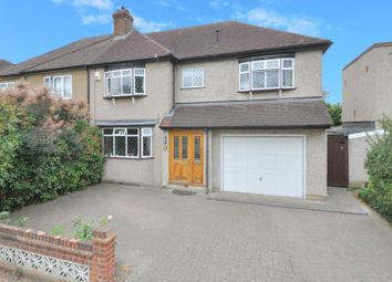 Thumbnail 5 bed semi-detached house for sale in Bourne Vale, Hayes, Bromley