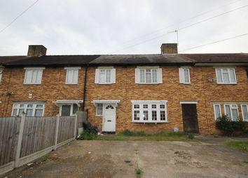 Thumbnail 4 bed terraced house for sale in Burnside Road, Dagenham