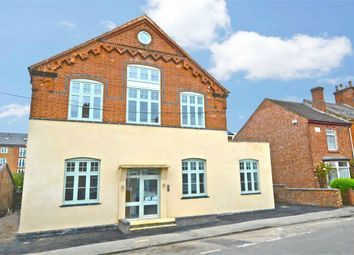Thumbnail 2 bed flat for sale in Symington House, Market Street, Town Centre, Rugby