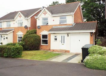 Thumbnail 3 bedroom detached house for sale in Gardner Park, North Shields
