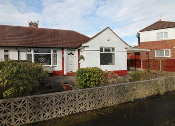 Thumbnail 3 bed semi-detached bungalow for sale in Snowden Avenue, Urmston, Manchester