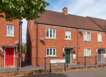 Thumbnail 3 bedroom end terrace house for sale in Queen Elizabeth Drive, Swindon