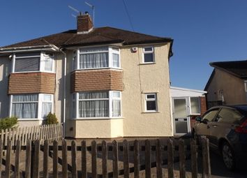 Thumbnail 3 bed property to rent in Bishopsworth, Bristol