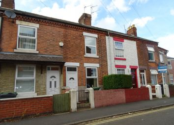 Thumbnail 1 bed terraced house to rent in Ray Street, Heanor