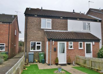 Thumbnail 3 bedroom end terrace house for sale in Orchard Road, Spixworth, Norwich