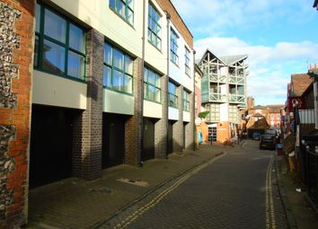 Thumbnail 2 bed town house to rent in St. Thomas Street, Winchester