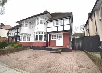 Thumbnail 4 bed property to rent in Avondale Avenue, London