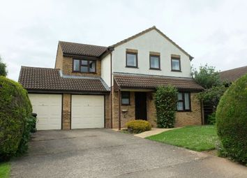 Thumbnail 4 bed detached house for sale in Jubilee Close, Ledbury