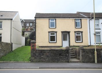 Thumbnail 2 bed end terrace house for sale in Commercial Street (R27), Mountain Ash