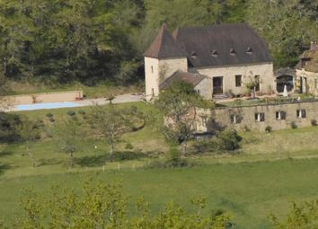 Thumbnail 7 bed country house for sale in Plazac, France