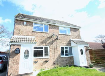 Thumbnail 2 bed semi-detached house to rent in Alexandra Drive, Wivenhoe, Colchester