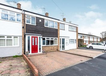 Thumbnail 3 bed terraced house for sale in Eagle Close, Hornchurch