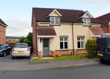 Thumbnail 2 bed semi-detached house for sale in Mclaren Fields, Leeds, West Yorkshire