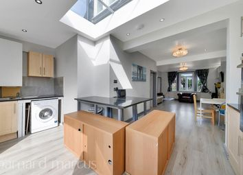 Thumbnail 3 bed flat to rent in Grangemill Road, London