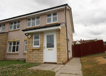 Thumbnail 3 bed semi-detached house to rent in Forthview Court, Tranent