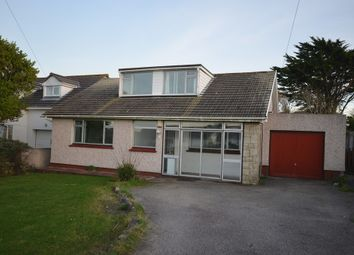 Thumbnail 4 bed detached bungalow to rent in Wheal Quoit Avenue, St. Agnes