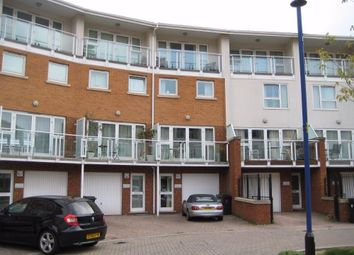 Thumbnail 3 bedroom town house to rent in Taliesin Court, Chandlery Way, Century Wharf, Cardiff